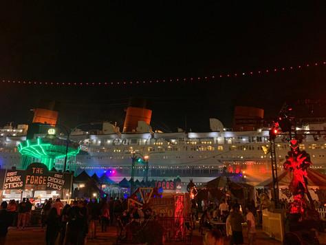 Queen Mary's Dark Harbor is the Ultimate Halloween Scare-Fest