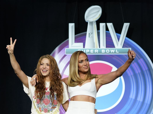 "Criticism of Shakira and Jennifer Lopez's ""Racy"" Halftime Show Performance Sparks Disc"