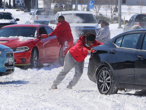 Amidst Intense Texas Winter Storm, Past Tweets Arise Causing Political and Societal Chaos