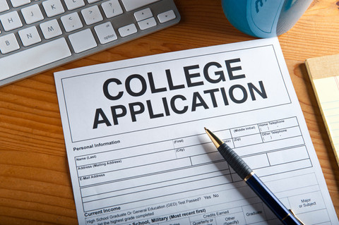 Pandemic Makes College Applications An Even More Stressful Process
