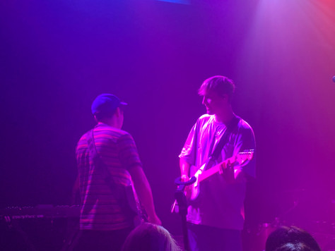 Concert Review: Fender Fires up L.A. Audience
