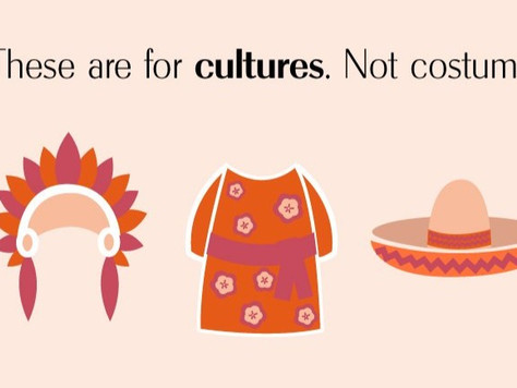 Shedding Light on Cultural Appropriation in Halloween Costumes