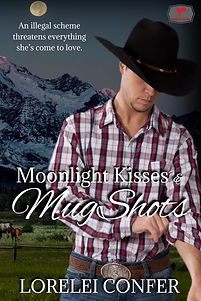 Moonlight Kisses & MugShots #2 cowbooy e