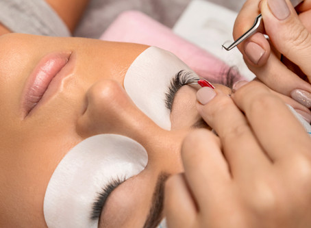 Eye Lash Extensions Special