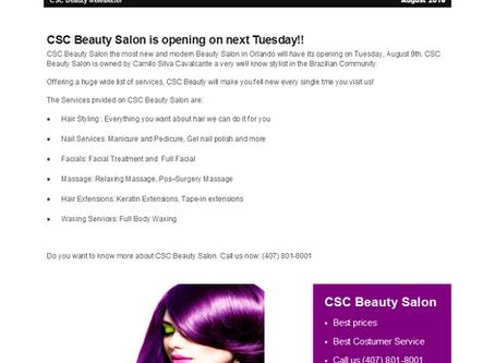 CSC Beauty News