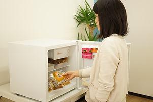 冷蔵庫開ける.JPG