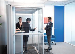 「オフィスの分煙対策」のページを公開