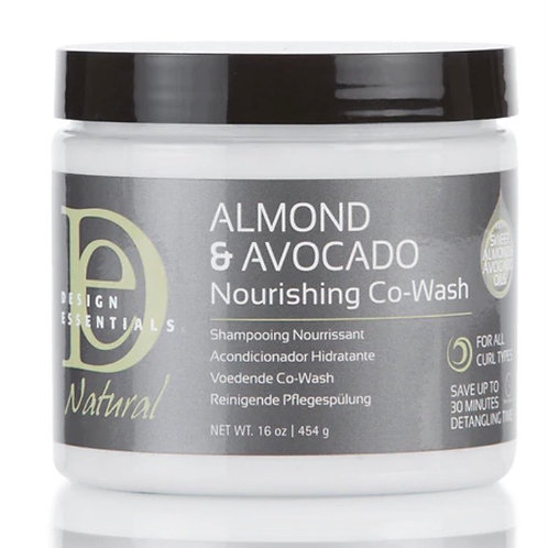 NOURISHING CO-WASH AVOCADO & ALMOND