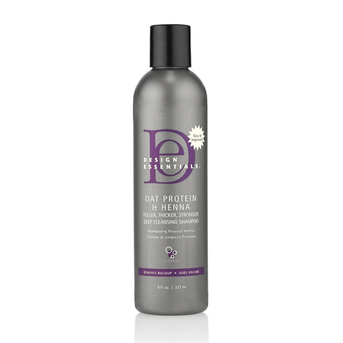 OATS PROTEIN & HENNA DEEP CLEANSING SHAMPOO