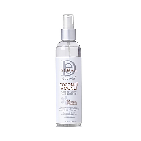 COCONUT WATER CURL REFRESHER COCONUT & MONOI