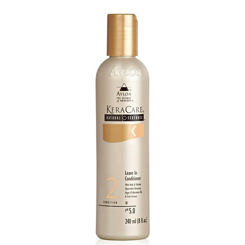 LEAVE IN CONDITIONER. NATURAL TEXTURES.