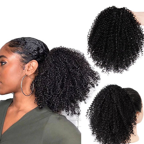 AFRO KINKY PONYTAIL SYNTHETIC