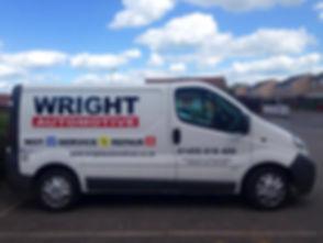 Wright Automotive MOT in Hinckley