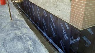 Waterproofing your building