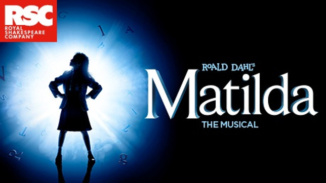 ESM group outing - Matilda the Musical