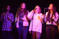 Singing group at ESM