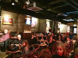 ESM monthly jazz bar showcase
