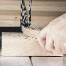 Мебель ручной работы в скандинавском сти