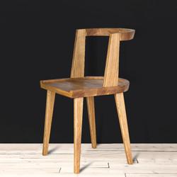 Стул CH-AIR wooden, стілець з дерева