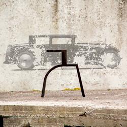 Стул VOISIN деревянный дизайнерский стул