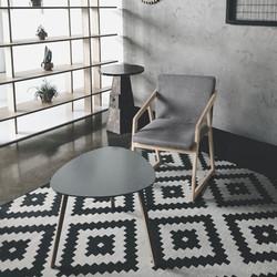 Кресло OREO в скандинавском стиле под за