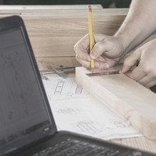 Мебель KRASKA ручной работы в скандинавс