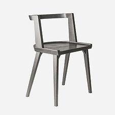 Стул CH-AIR из дуба в скандинавском стиле, деревянный стул, стул из дерева, стул для ресторана