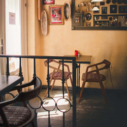 TOR стул для кафе в стиле лофт