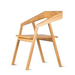 Стул MOHAWK деревянный в скандинавском стиле