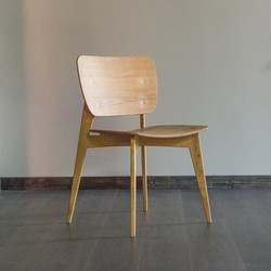 Стул ZEN деревянный в скандинавском стил