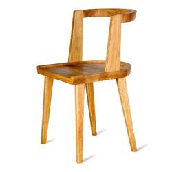 Стул деревянный, wooden chair, скандинавский стиль