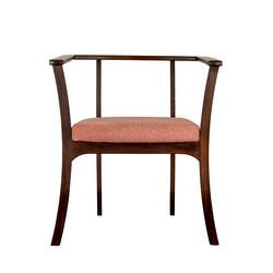 Кресло NORRA в скандинавском стиле из де