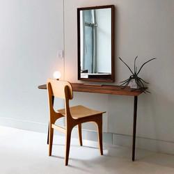 Стул ENKEL дизайнерский стул деревянный.