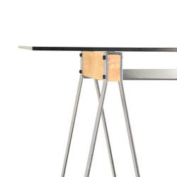 Стол MOODY письменный из металла