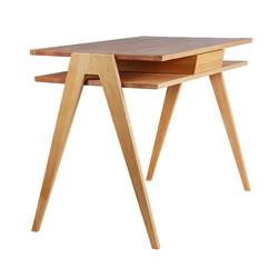 Стол BIPLAN письменный из дерева скандинавский стиль