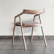 Стул TOR в скандинавском стиле из бука, стул деревянный, стул для кафе, стул для гостиной