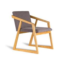 Кресло OREO в скандинавском стиле