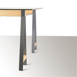 Стол MOODY table индустриальный стиль