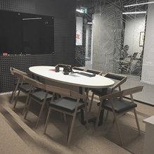 Стулья MOHAWK от KRASKA в офисе.jpg