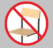 Школьные стулья, за что?!