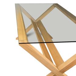 Стол ARCHE современный скандинавский стиль
