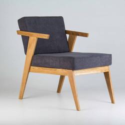 Кресло STAY удобное в скандинавском стиле