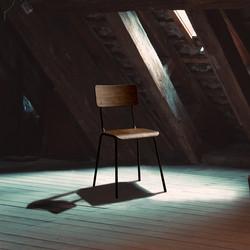 KRASKA-стул-FIFTIES-wood-лофт-дизайн-мет