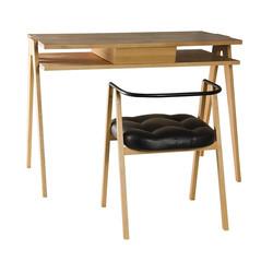 Стол деревянный BIPLAN дизайнерский