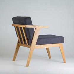 Кресло STAY в скандинавском стиле из дуба