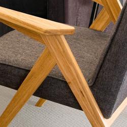 Кресло HOLME мебельное бюро KRASKA