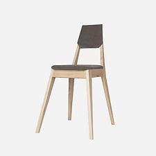 Стул SKINNY из бука в скандинавском стиле, деревянный стул, стул
