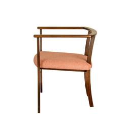 Кресло NORRA из массива дерева