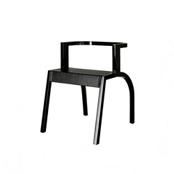 Стул voisin дизайнерский стул из дерева