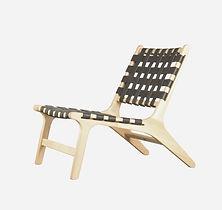 Кресло RESTEN минимализм-массив дерева-к